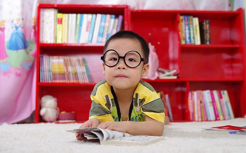 【護眼有法】避免兒童成四眼一族