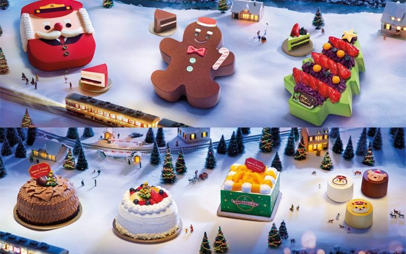 【2018聖誕特集】人氣推介!8款「心心眼」聖誕蛋糕系列 (12/21 更新)