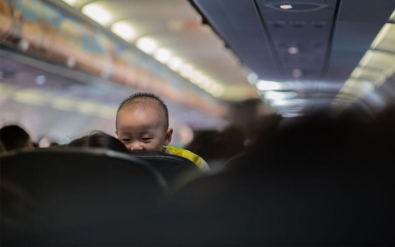 【親子旅行】初生BB出國外遊小貼士