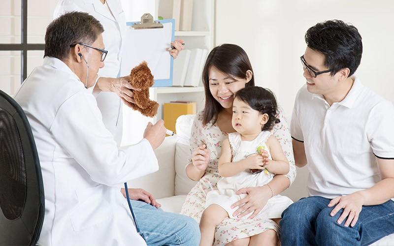 【嬰兒疫苗注射】7個常見問題解答:接種時間、何謂六合一疫苗、打完針是否一定發燒?