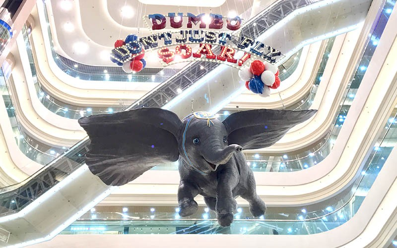 【Dumbo真人版駕勢降臨】必睇添布頓設計場景、免費馬戲、期間限定精品