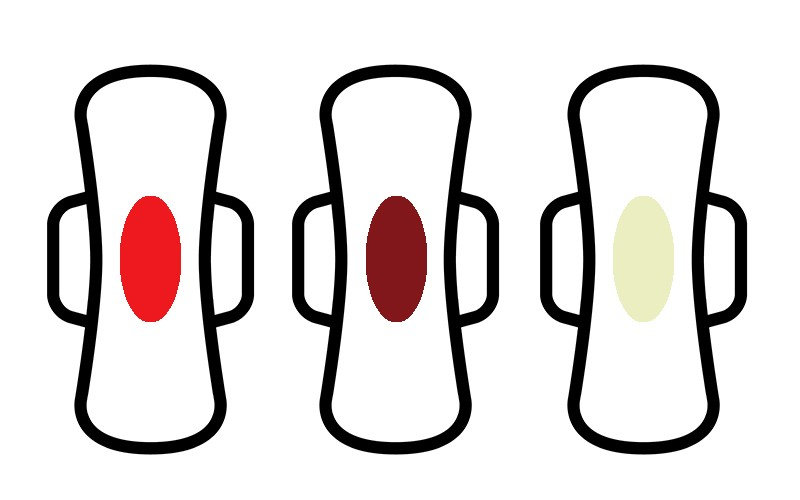 咖啡色惡露代表甚麼?變鮮紅或有血塊?觀察惡露顏色、流量 助你掌握產後恢復狀況