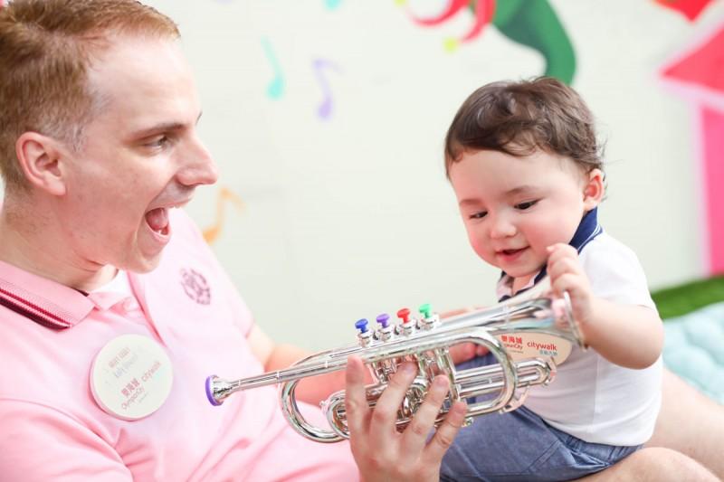 專家分享古典音樂如何幫助嬰幼兒發展 (附全港首過嬰幼兒互動古典音樂會資料)