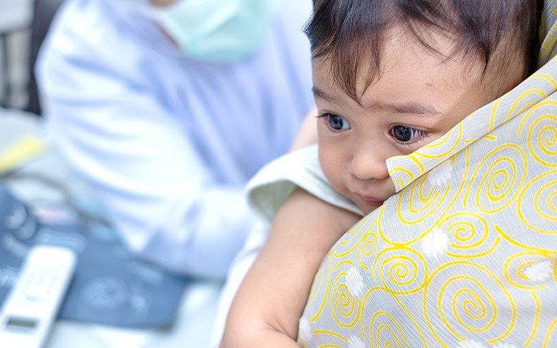 配方奶粉造成嬰兒便秘?注意10個兒童便秘徵狀