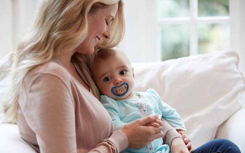 超可愛透氣奶嘴 呵護寶寶幼嫩肌膚