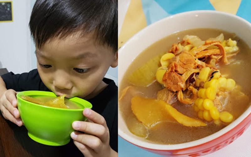 6個啱小朋友增強抵抗力湯水 對抗流感高峰期!
