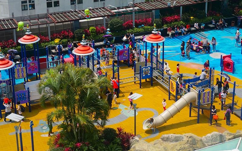 放電一流!全港3個戶外遊樂場免費玩