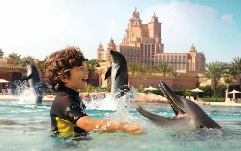 【2020世博主辦國】杜拜親子遊 體驗刺激主題樂園兼賞自然美景