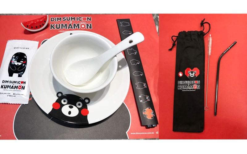 【期間限定】熊本熊卡通點心 打卡醫肚兼多贈品