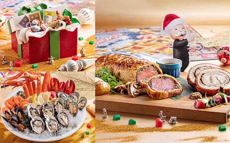 【5歲或以下免費】聖誕留港消費 5間必食聖誕自助餐推介