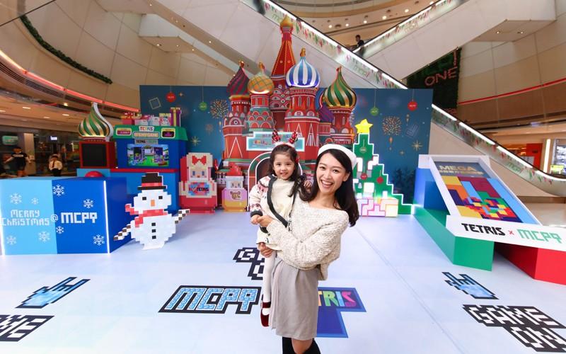 【2019聖誕除夕慶祝活動】商場佈置好玩卡通打卡位(不斷更新)