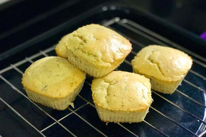 6款簡易甜品食譜 1小時古早味蛋糕食譜、香蕉蛋糕食譜