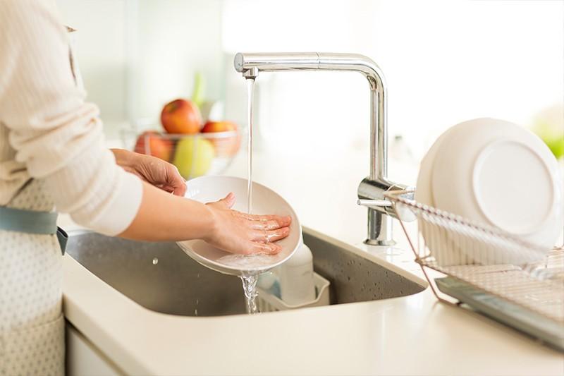 洗碗有助減壓?專注洗碗可抗焦慮