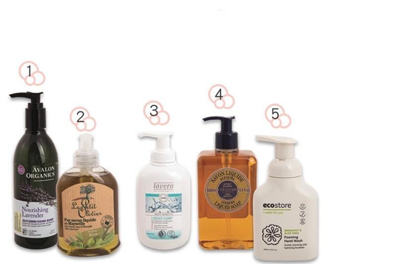 【勤洗手】不致敏+抗菌!消委會推介8款洗手液