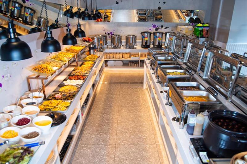 【素食推介2020】5間素食餐廳、素食自助餐 適合純素、蛋奶素人士