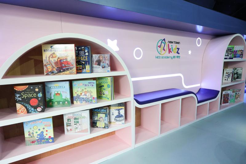 「共融繪本」服務SEN學童 視障學童亦可以體驗閱讀的美好