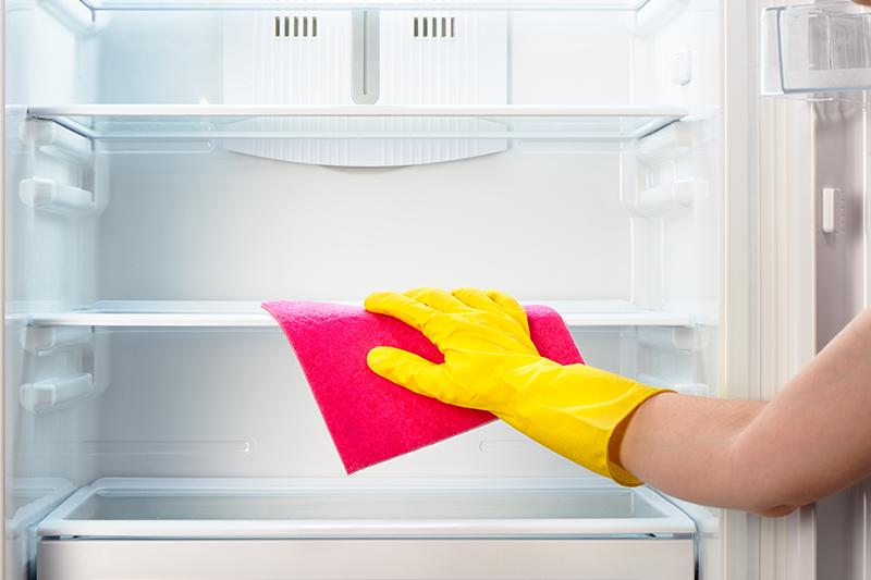 清潔雪櫃6個注意事項|菠蘿可以辟雪櫃異味?