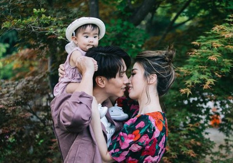 陳柏宇妻符曉薇忍痛人工流產|給13週仔仔寫的信:對不起,媽媽沒有勇氣