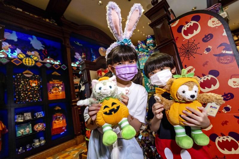 Halloween萬聖節親子好去處 迪士尼全新萬聖節主題活動、美食、商品 港人優惠$699入園兩次