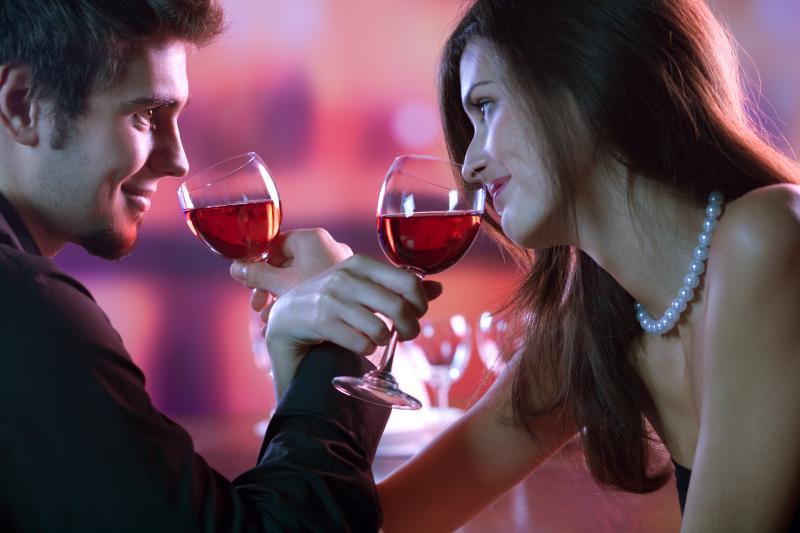 共度「醉」浪漫的情人節
