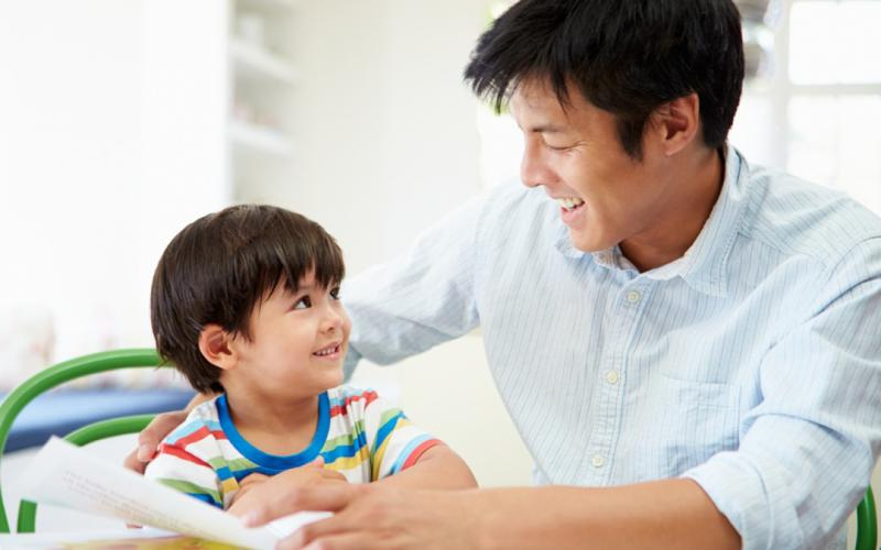 唔使同人迫  6個家中慶父親節親子活動