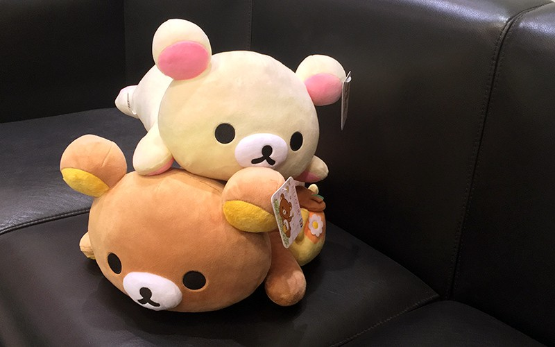 【鬆弛熊15周年】10月聯乘7-11推出精品
