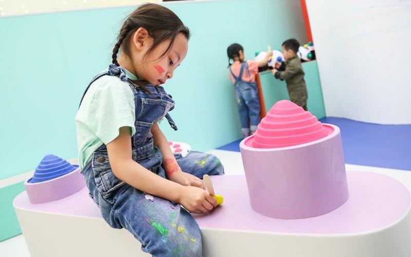 另類Messy Play,Pastello Draw Act @海港城