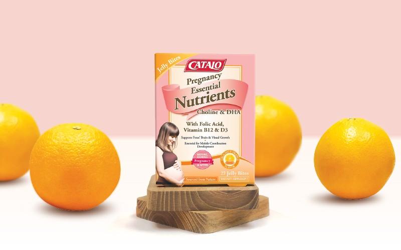 Q彈易入口 全新營養啫喱補充準媽媽每日所需