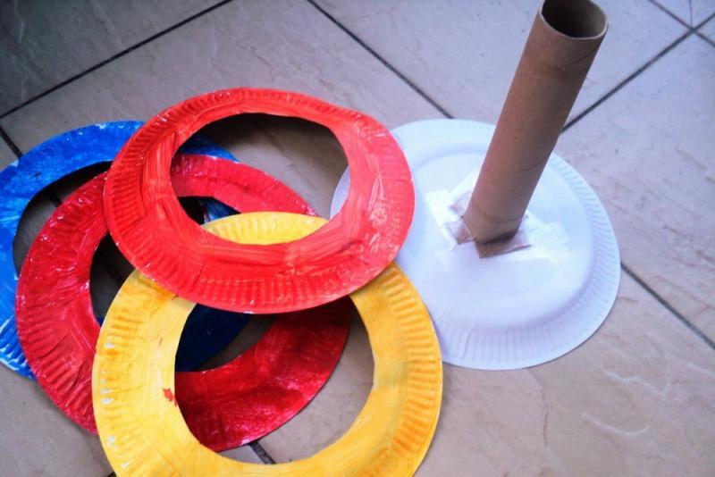 15分鐘完成!5個超簡單「自家製」兒童玩具!