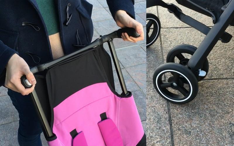 小編開箱:健力士紀錄最小巧BB車