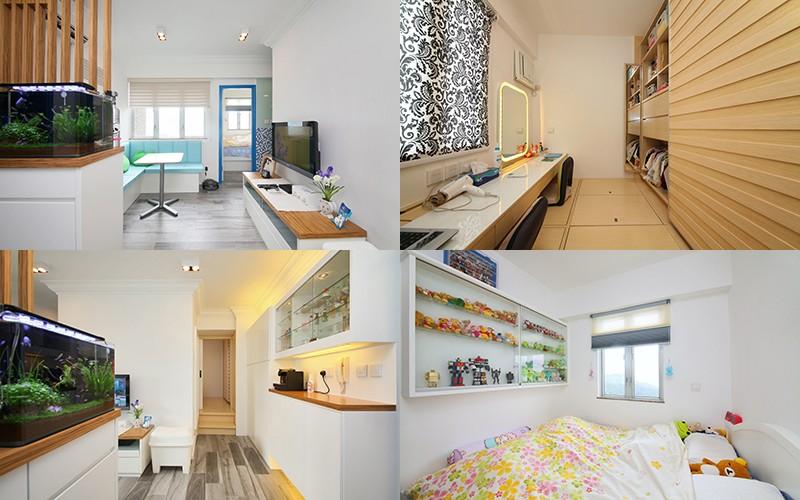 香港地都可以打造日式新居!