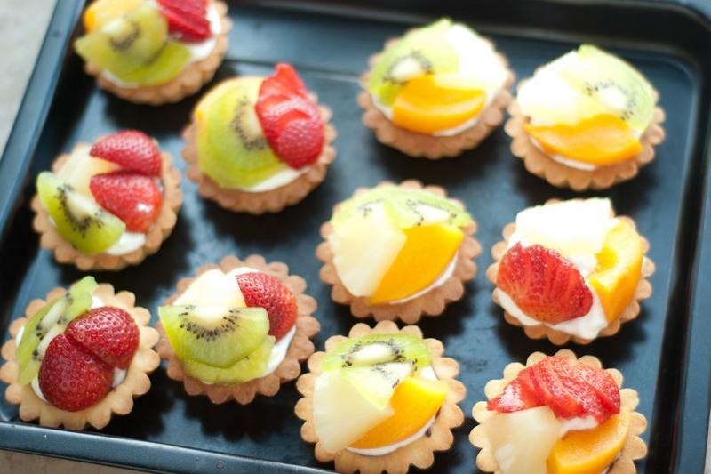 免費送甜琛廚房《家常手作甜品》  炮製健康甜心滋味