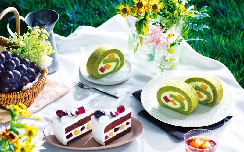 【秋季限定】福岡名產水果入饌蛋糕