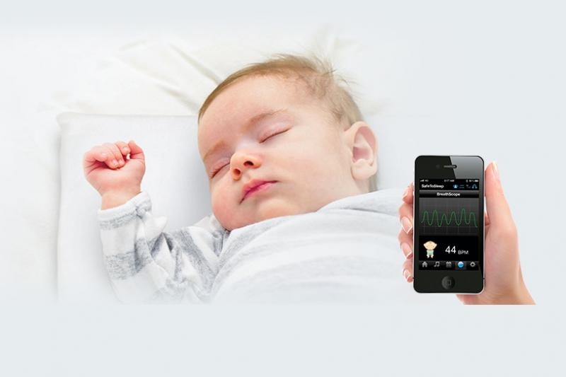 SafeToSleep BB監測床褥 隨時免費贏得!