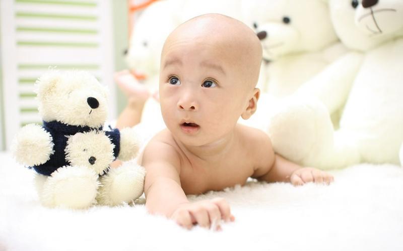 剃髮有用嗎?速學寶寶護髮6招!