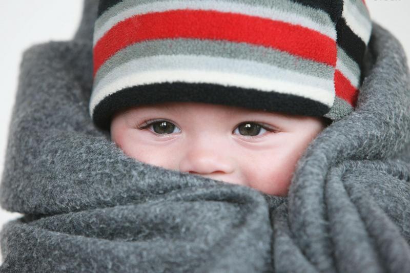 為寶寶添溫暖 6個BB嚴冬穿衣法則