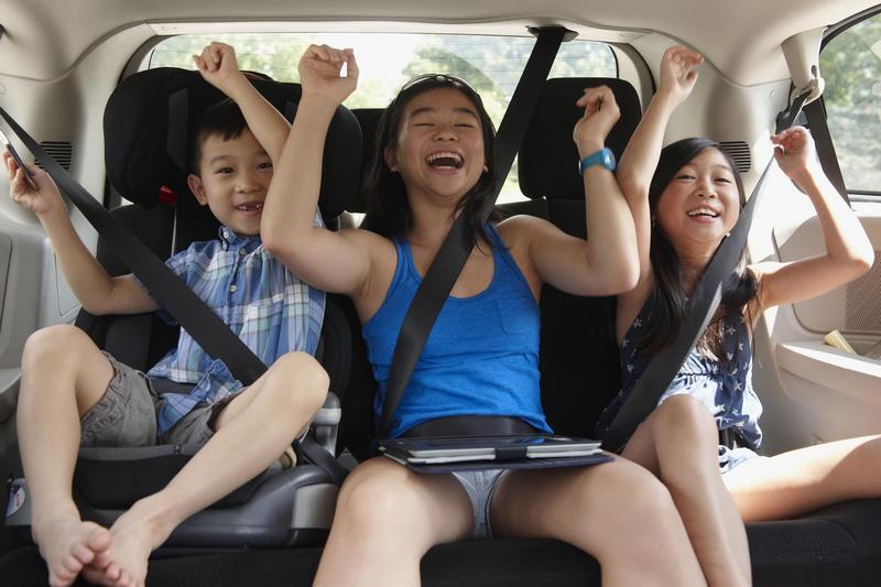 開車前必讀!兒童乘車安全3宗罪