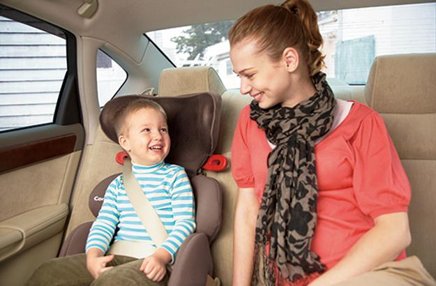 安全出車!教你選擇兒童汽車安全座椅
