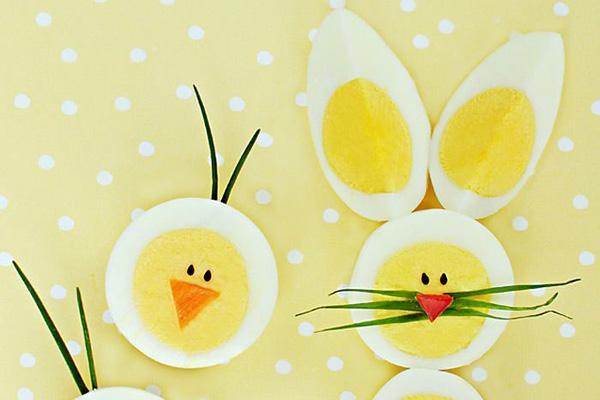 復活「蛋」大放送