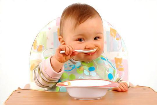 半歲B食固體食物貼士