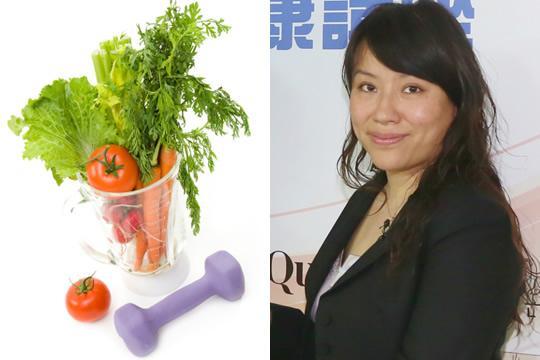 糾正產前、產後修身謬誤  專訪營養師Angela Chan