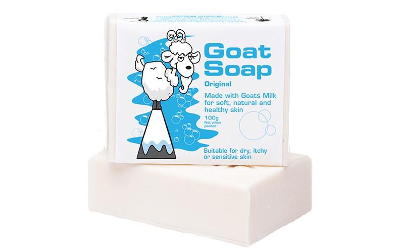 天然山羊奶肥皂及沐浴露 解救孩童濕疹汗疹敏感肌