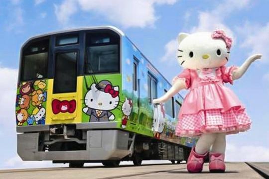 Kitty迷召集! Hello Kitty 40周年慶祝活動最後衝刺!