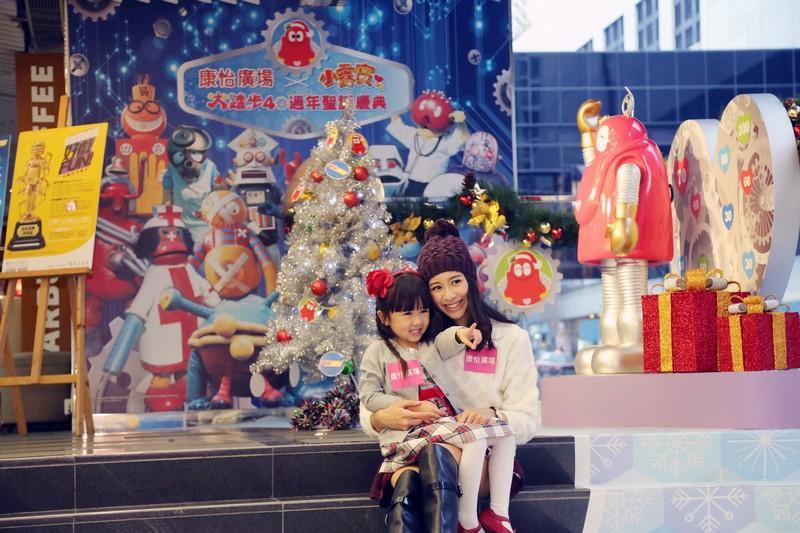 9大主題商場聖誕節Selfie推介