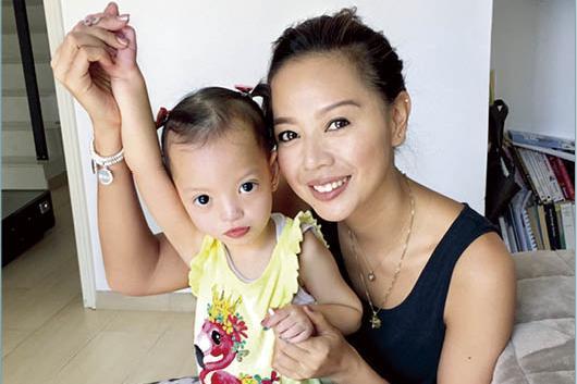 【星級媽媽】鍾麗淇做足準備 迎接快樂BB