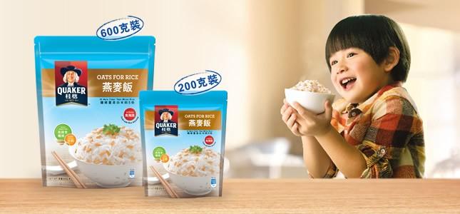 食營養燕麥飯  全家健康大提升