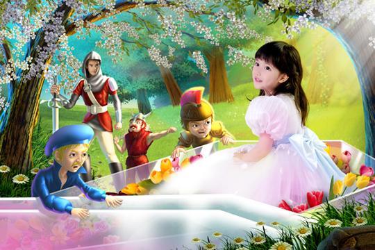 4個寫真推介 留下美好童年回憶