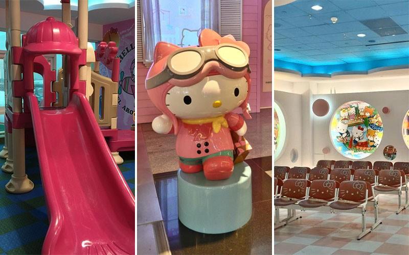 放電必到!10個高質機場兒童樂園