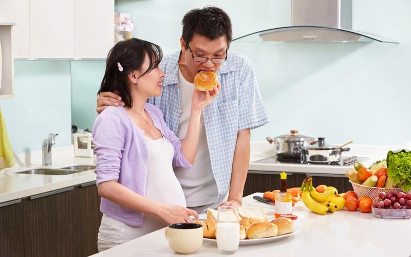 老婆懷孕必讀!孕爸爸要做的8件事