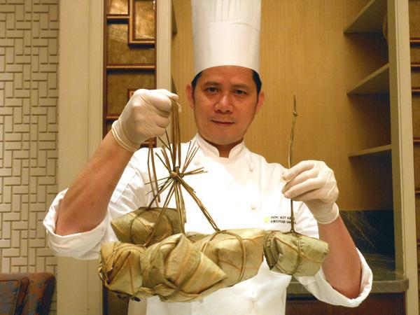 香宮總廚出馬 傳授包糭絕學